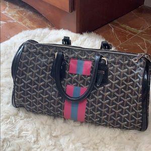 Gorgeous authentic Goyardine croisiere purse